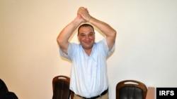 Vidadi İsgəndərli Göyçay məhkəməsində - 2011