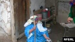 Гулбону Мусоева, жительница Рашта