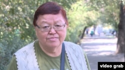 Калия Молдогазиева.