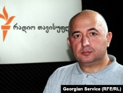 Политолог Паата Закареишвили