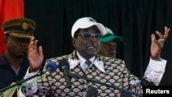 Presidenti i Zimbabvesë, Robert Mugabe