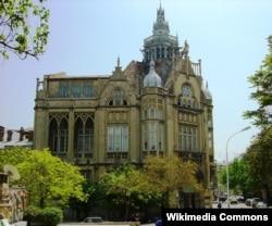 Bakıdakı Səadət Sarayı