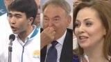 Nazarbaev praise teaser
