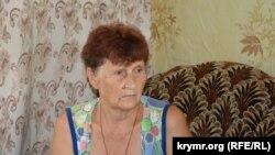 Мать Олега Сенцова Людмила,