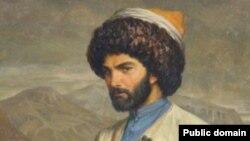 Portret Hadži Murata iz 1848.