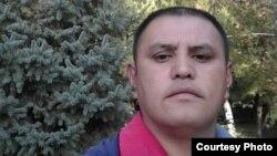 Sobiq militsiya xodimi Umidjon Zikiriyaev