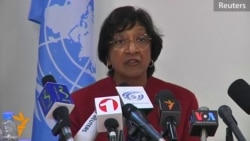 UN Rights Chief Concerned Over 'Deterioration' In Afghanistan