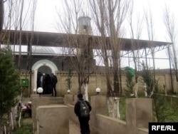 Müşfiqabad məscidi