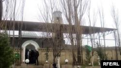 The Mushfiqabad mosque in Baku