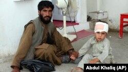 За перше півріччя в Афганістані були поранені 727 дітей
