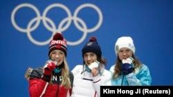 Olimpiya oyunlarının medalçıları