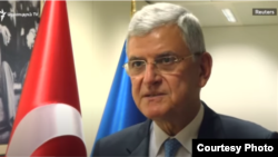 Turkish diplomat Volkan Bozkir was scheduled to arrive in Islamabad on July 26. (file photo)