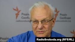 Володимир Василенко, правник-міжнародник, надзвичайний та повноважний посол України, професор. Київ, вересень 2017 року