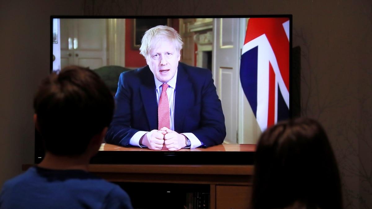 В Британии объявили общенациональный карантин