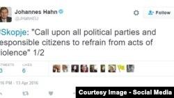 Tvit Johanesa Hana