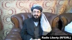 عبدالحکیم مجاهد سرپرست پیشین شورای عالی صلح افغانستان