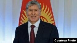 Алмазбек Атамбоев