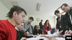 Молдова Марказий сайлов комиссияси тарқатган маълумотга мувофиқ, 5 апрел куни мамлакатда бўлиб ўтган парламент сайловларида берилган овозларни қайта санаш натижалари 17 апрелда маълум бўлади.