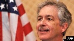 Zëvendëssekretari amerikan i shtetit , William Burns.