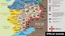 Ситуація в зоні бойових дій на Донбасі, 15 травня 2015 року