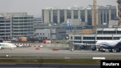 Bombing at Brussels Airport