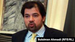 د افغانستان د خارجه چارو مرستیال وزیر جاوید لودین