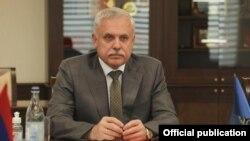 ՀԱՊԿ գլխավոր քարոտուղար Ստանիսլավ Զաս