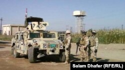 قوات أمنية في محافظة ميسان