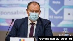 Premierul interimar Aurel Ciocoi