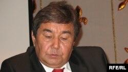 Ғалым Жайлыбай, Қазақстан Жазушылар одағы төрағасының орынбасары.