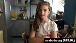 Ялінка Салаўёва — адзіная ў Магілёве школьніца, якая вучыцца на беларускай мове.