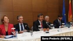 Sa panela o digitalizaciji, Podgorica, 17. septembar 2013.
