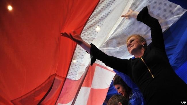 Niz situacija gdje se hrvatska predsjednica iskompromitirala, smatra Pilsel
