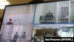 Судебное заседание по делу Хасавова