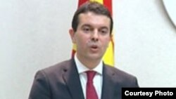 Министерот за надворешшни работи Никола Попоски