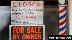 Shumë biznese në SHBA po përballen me vështirësi për shkak të krizës së koronavirusit.