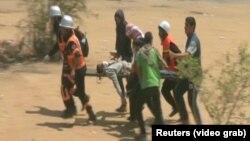 В ходе столкновений с израильскими силами безопасностиубиты десятки палестинцев