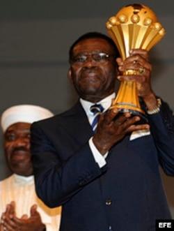 Теодоро Обианг Нгема открывает Кубок африканских наций – 2015