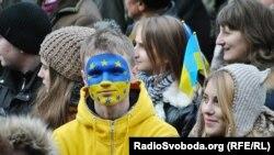 Евромайдан во Львове. Начало декабря 2013 года