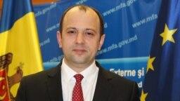 Ministrul de Externe Oleg Țulea
