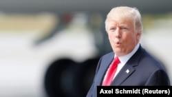 Президент США Дональд Трамп є ініціатором жорсткого режиму в'їзду з шести країн
