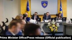 Qeveria e Kosovës.
