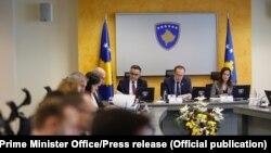 Владата на Косово