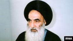 Ajatollah Ali Sistani (ARKIV)