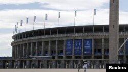 Стадион в Берлине. Иллюстративное фото.