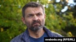 Журналіст Сяргей Шчурко пасьля 15 сутак арышту