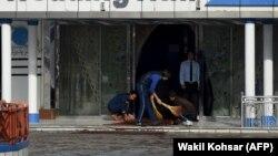 Vendi ku ka ndodhur sulmi vetëvrasës të martën në Kabul.