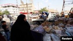 Bagdad, 16 maj, 2013