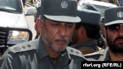 Kabul Police Chief General Zahir Zhair has reportedly resigned.
