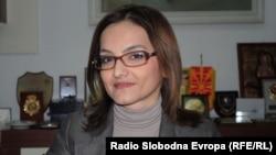 Гордана Јанкулоска.